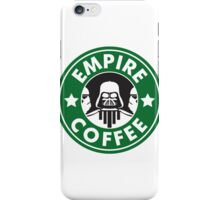 Empire Coffee iPhone Case/Skin