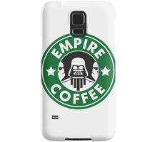 Empire Coffee Samsung Galaxy Case/Skin