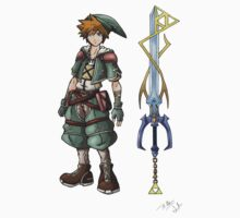 Kingdom Hearts: Legend of Zelda by Fandom- -ination