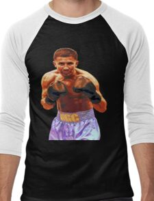 GGG Gennady Golovkin - Red/Bronze effect Boxing Men's Baseball ¾ T-Shirt