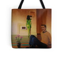 The Mad-Capt. Laughs Tote Bag