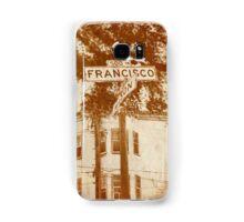 """""""Francisco"""" Samsung Galaxy Case/Skin"""