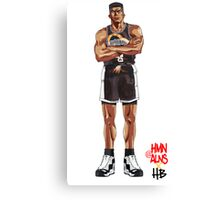 Slam Dunk Takenori x HMN ALNS Canvas Print