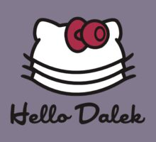 Hello Dalek Kids Clothes