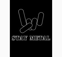 Stay Metal Unisex T-Shirt