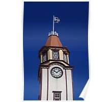 Old Post Office, Rotorua Poster