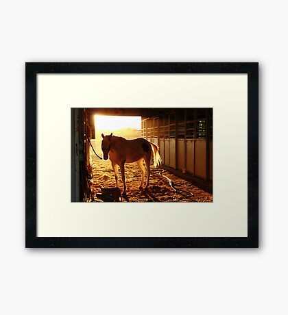 All that is magical Framed Print