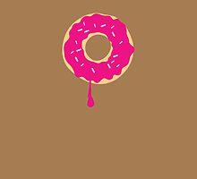 single doughnut by jazzydevil