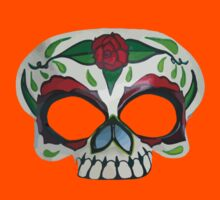 Skull of Roses by Fan-Art-Int