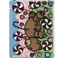 Teddy Bear and Bunny - Sugar Crash iPad Case/Skin