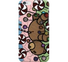 Teddy Bear and Bunny - Sugar Crash iPhone Case/Skin