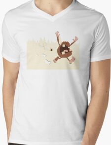 OMG a bee! Mens V-Neck T-Shirt