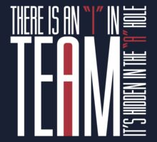 """There is an""""i"""" in team by e2productions"""
