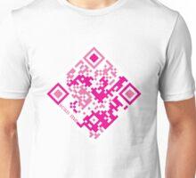 Scan Me QR Unisex T-Shirt