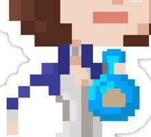 Pixel Elizabeth - Bioshock Infinite Sticker