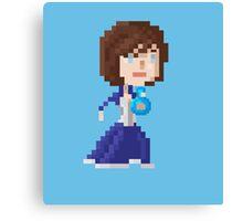 Pixel Elizabeth - Bioshock Infinite Canvas Print