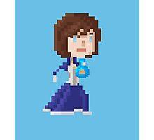 Pixel Elizabeth - Bioshock Infinite Photographic Print
