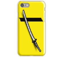 Kill Bill: 8-bit Designs iPhone Case/Skin