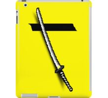 Kill Bill: 8-bit Designs iPad Case/Skin