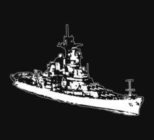 USS Missouri (BB-63) Kids Clothes