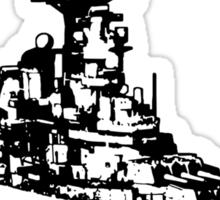 USS Missouri (BB-63) Sticker