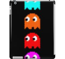 RED PAC MAN GEEK 2 iPad Case/Skin