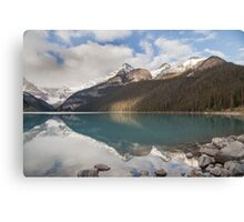 Refections Canvas Print