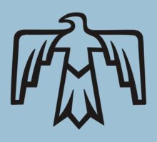 Thunderbird - Native Americans - most powerful of all spirits Baby Tee