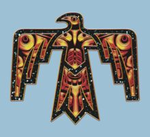 Thunderbird - Native Americans - Power & Strength Kids Clothes