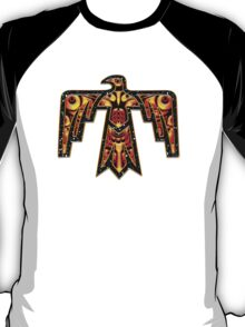 Thunderbird - Native Americans - Power & Strength T-Shirt