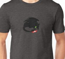 Toothy The Spooky Dargon Unisex T-Shirt