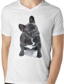 Stitch Mens V-Neck T-Shirt