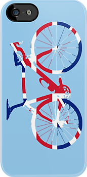 Bike Flag United Kingdom (Big) by sher00
