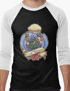 Ad Victoriam Men's Baseball ¾ T-Shirt