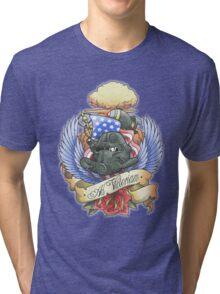 Ad Victoriam Tri-blend T-Shirt
