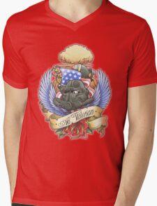Ad Victoriam Mens V-Neck T-Shirt