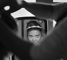 The bride by Heather Buckley