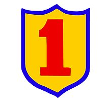 1st Infantry Division by boogeyman