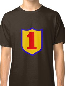 1st Infantry Division Classic T-Shirt