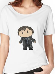 Sherlock | Benedict Cumberbatch [without text] Women's Relaxed Fit T-Shirt