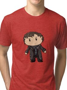 Sherlock | Benedict Cumberbatch [without text] Tri-blend T-Shirt