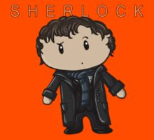 Sherlock | Benedict Cumberbatch [with text] Kids Tee