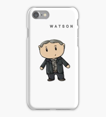 Watson | Martin Freeman [without text] iPhone Case/Skin