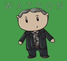 Watson | Martin Freeman [with text] Kids Clothes
