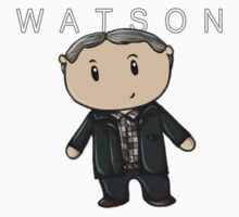 Watson | Martin Freeman [with text] by sebabybaby