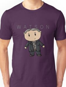 Watson | Martin Freeman [with text] Unisex T-Shirt