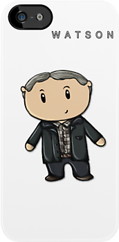 Watson | Martin Freeman [iPhone] by sebabybaby