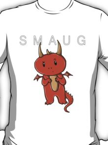 Smaug | Dragon [with text] T-Shirt