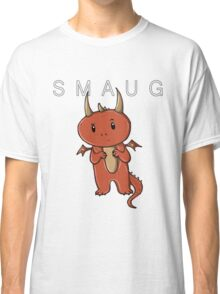 Smaug | Dragon [with text] Classic T-Shirt