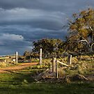 An Outback Afternoon by yolanda